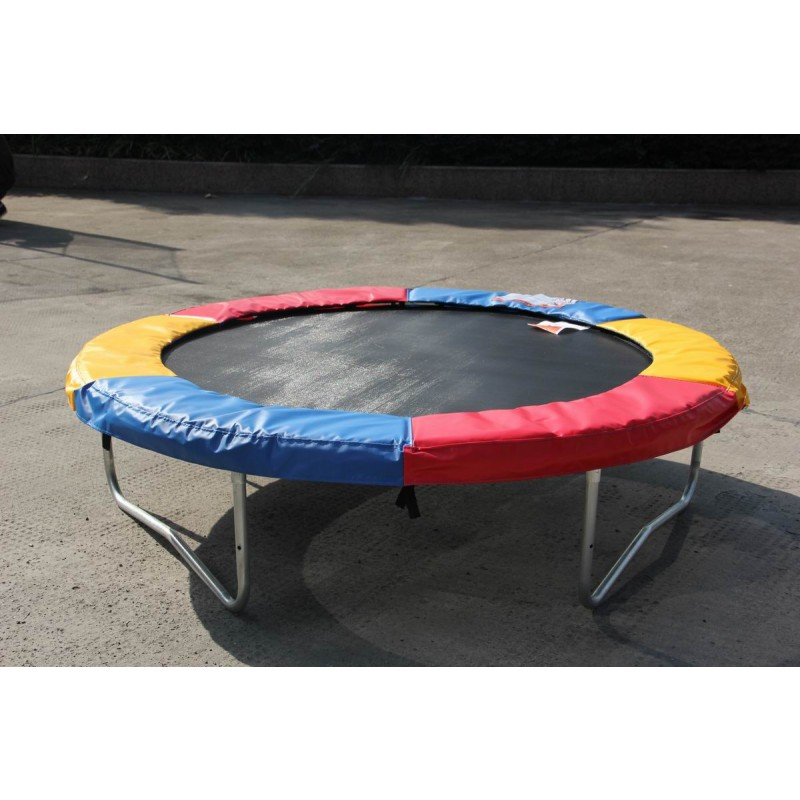 4 5ft Mini Trampoline Amp Enclosure Set For Indoor And Outdoor