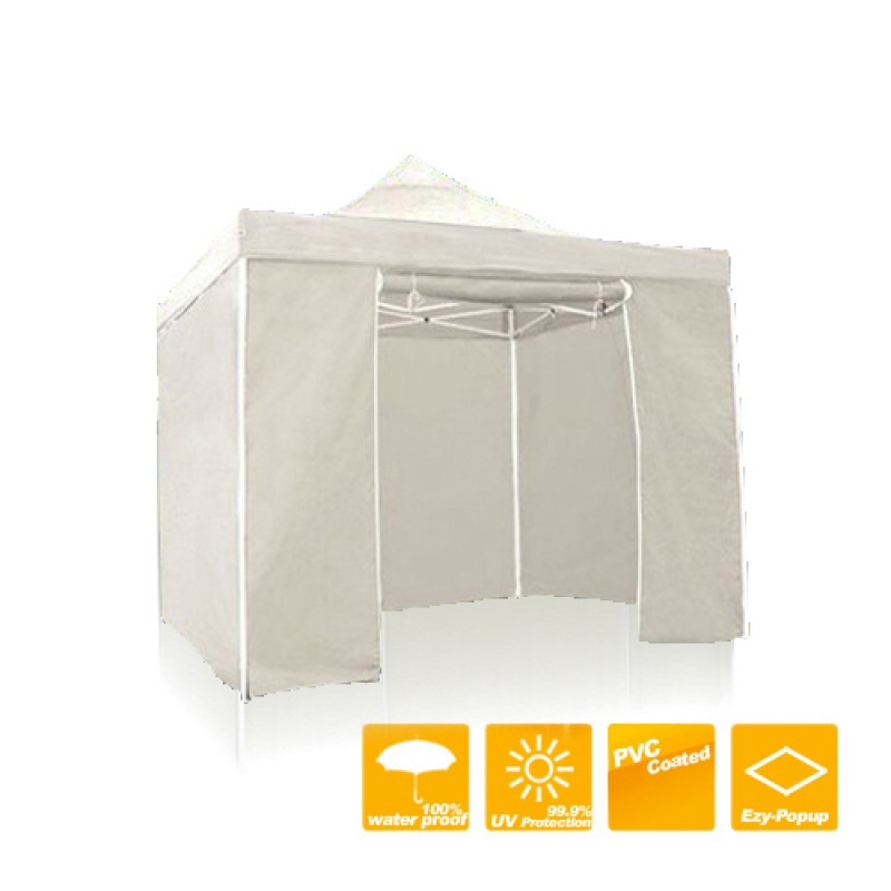 Foldable Gazebo Outdoor Marquee white