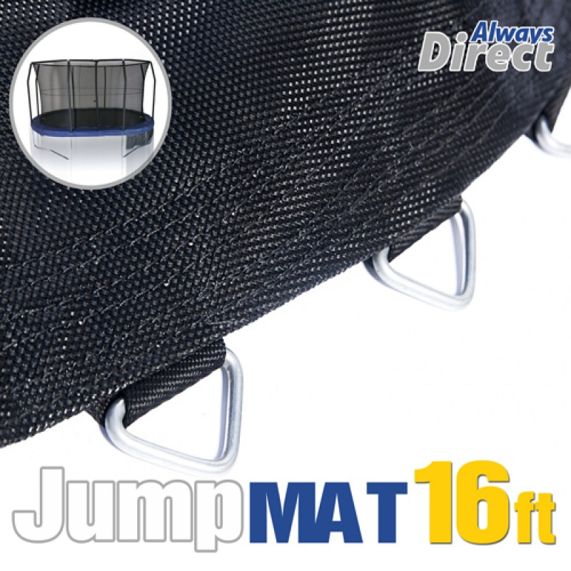 Replacement Jumping Mat 108 Rings for 16 Feet Trampoline