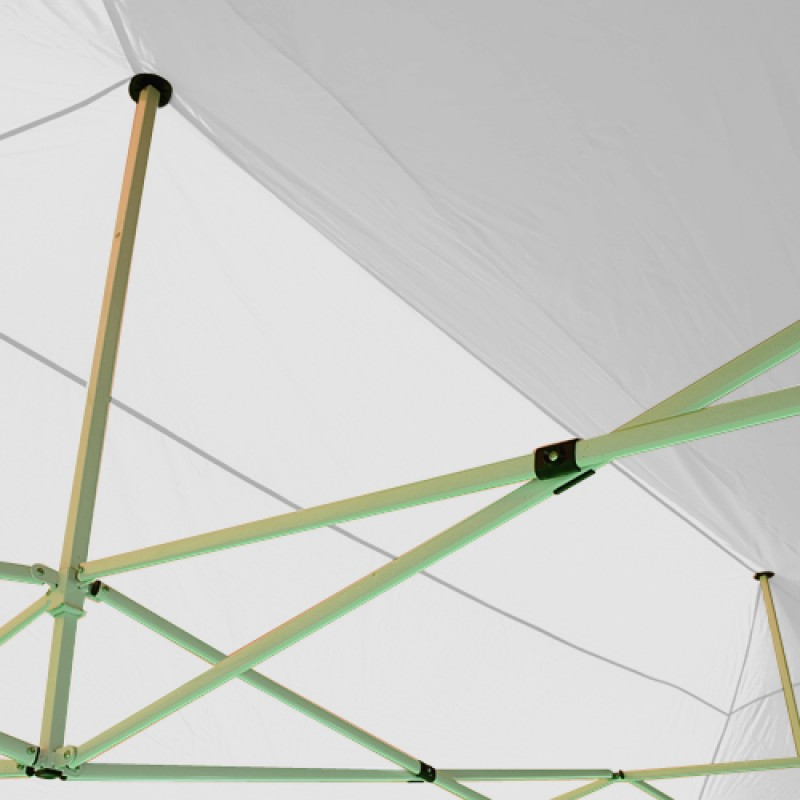 3X6M Folding Gazebo Marquee Pop Up Outdoor Shade Canopy White