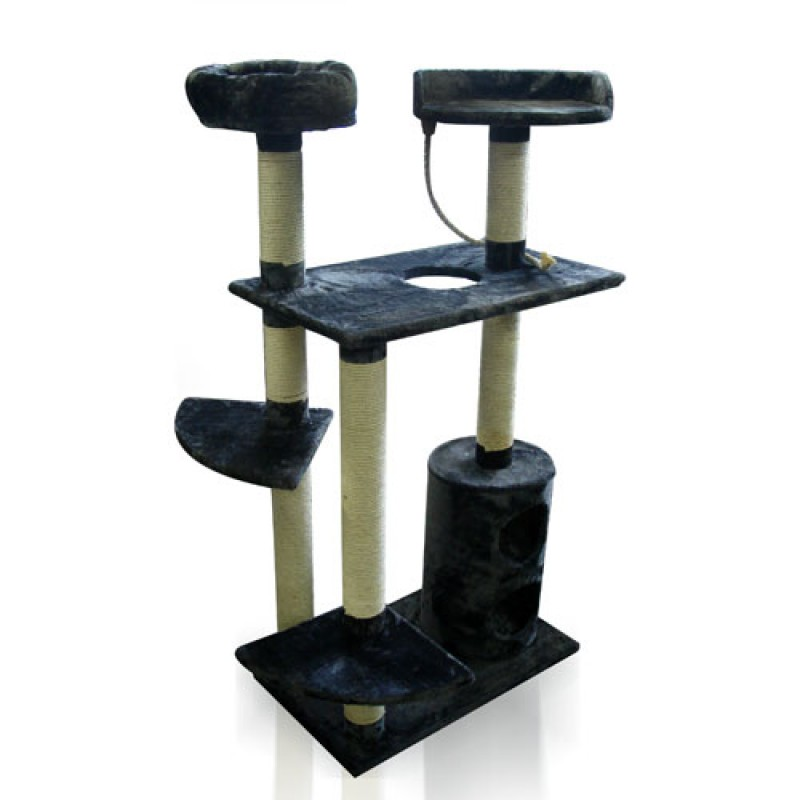 Cat Tree Kitten Scratching Post 6 Level