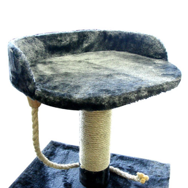 Seat for the King - Cat Tree Kitten Scratching Post 6 Level