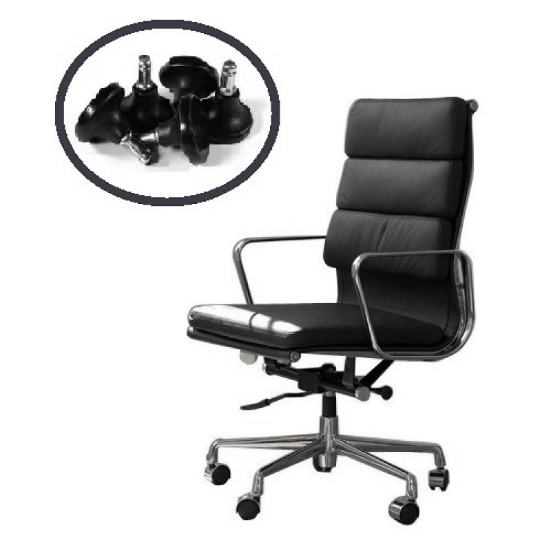 Office Chair Glides - Set of 5