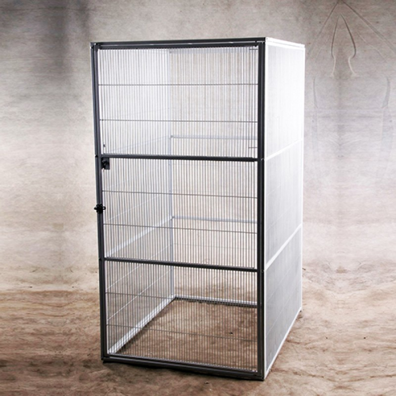 Side Door For 85 Quot X61 Quot Walk In Aviary Bird Cage 40 Quot X48 Quot