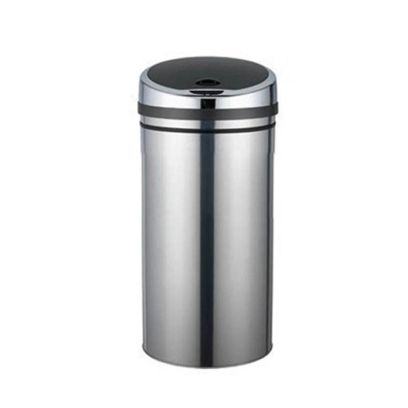 Kitchen Office Sensor Rubbish Bins Trash Can 42L