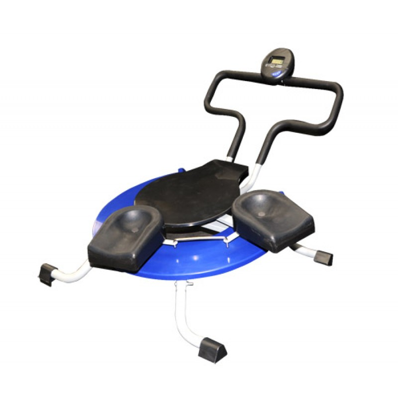 Professional Abdominal Work Out Exerciser Whole View