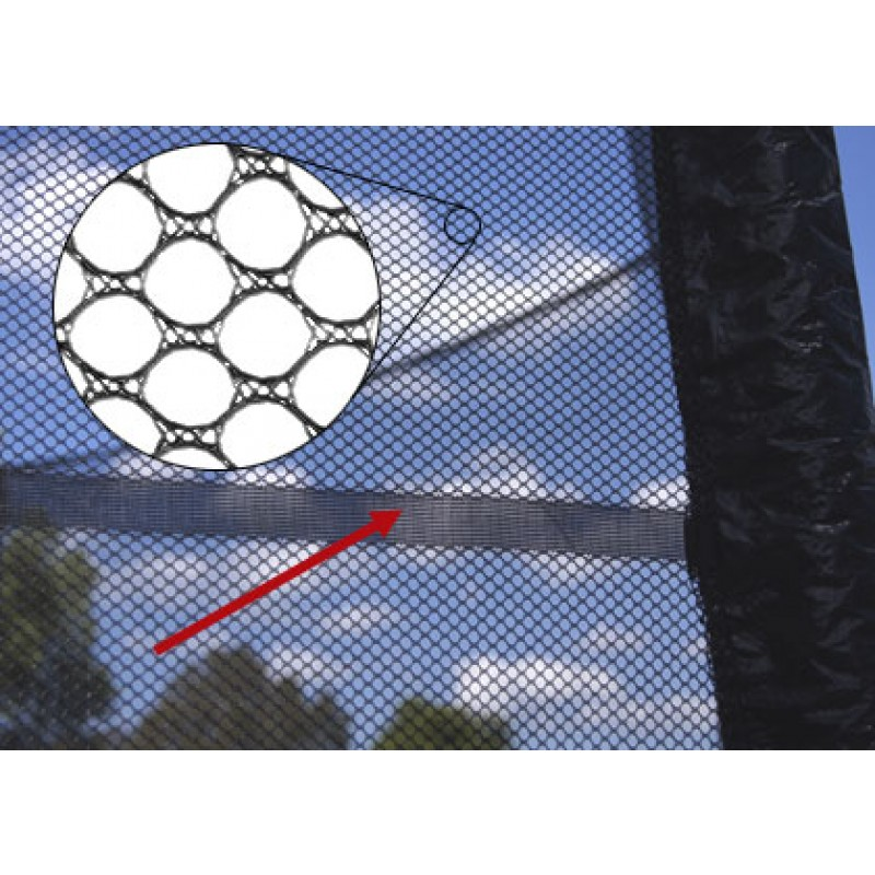 Trampoline Replacement Safety Net 10FT Netting