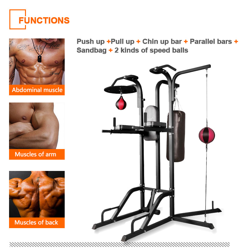 Workout Gym Sports Amp Fitness Multi Station Home Gym